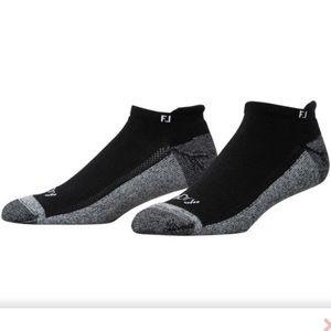 FootJoy Men's ProDry Roll Tab 2-Pack Golf Socks